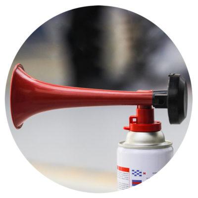 Es ist wissenschaftlich nachgewiesen, dass Lärm in jeder Hinsicht schädlich für unseren Körper ist