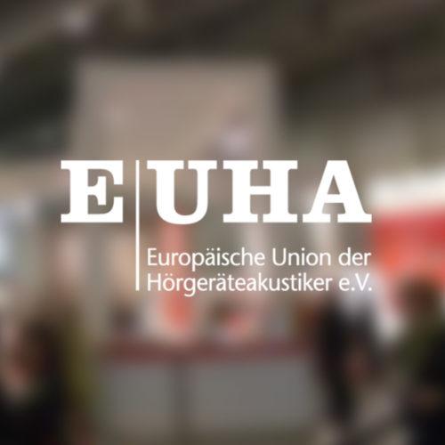 63. Internationaler Hörakustiker-Kongress (EUHA) in Hannover