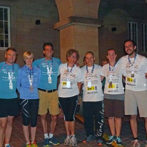 Rostocker Marathon-Nacht: Wir waren dabei!