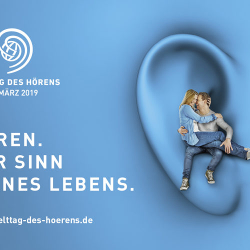 Welttag des Hörens
