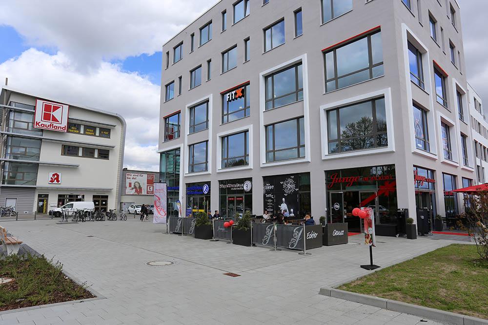 Rostock Südstadt / Facharztzentrum