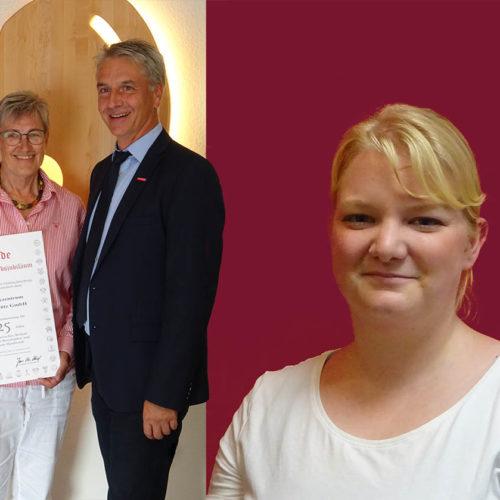 25. Firmenjubiläum und eine neue Meisterin in Wismar